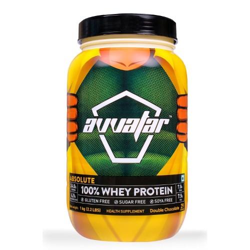 AVVATAR Absolute Whey Protein Online