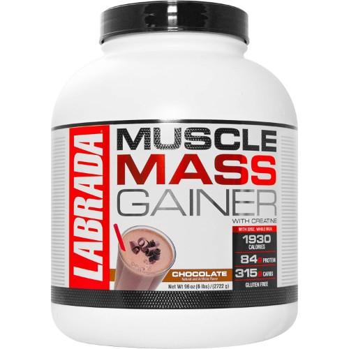 buy LABRADA Muscle mass gainer online - saipure.com