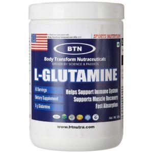 Buy BTN L-Glutamine - Saipure.com