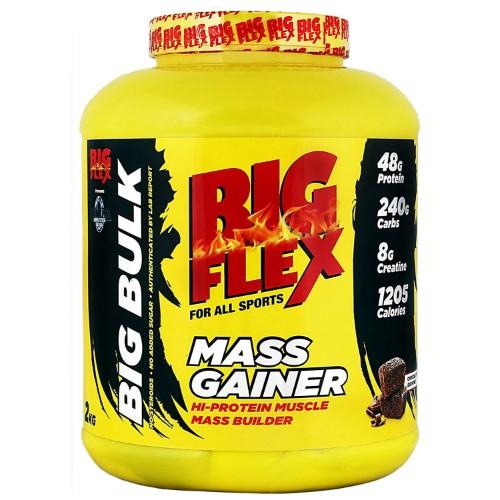 Order Big Flex Bulk Mass Gainer online - saipure.com