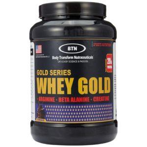 Buy BTN GOLD WHEY Protein Online